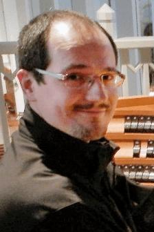 Aleš Nosek, varhany