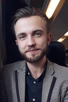 Jakub David Smešný, varhany