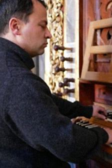 Jakub Janšta, varhany