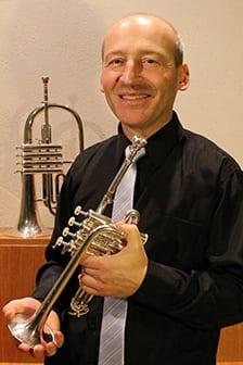 Jan Verner, trubka