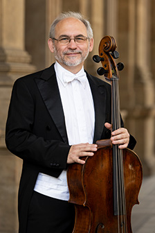 Pavel Verner, violoncello